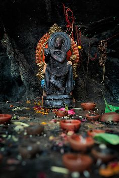 Krishna divinity | statue of god | Indian experience by galibert olivier, via Flickr