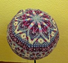 Ravelry: Fair Isle Hat by Janet McMahon