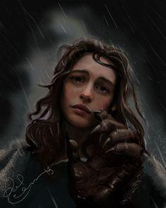 Anne Hathaway as Belle One Last Time: Revamp 2013 by ~Biro-boi on deviantART