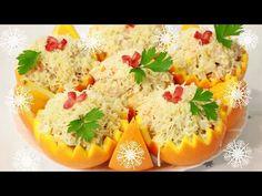 Ну, оОчень вкусный - Новогодний Салат из Апельсина! - YouTube