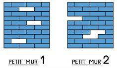 Petits et grands murs Légos à réparer chez Krol Cycle 1, Street Art, Company Logo, Logos, Large Walls, Logo, Legos