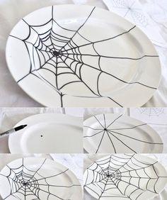 The Best Halloween Decorations - Halloween Platter - mom.me