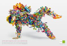 60 Advertising Posters with Inspiring Ideas