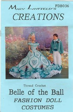 Free Copy of Crochet Pattern - Belle of the Ball