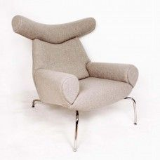 The Cooper Lounge Chair [FB0688WHEAT] 2