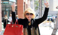 One of the most hilarious woman… Joan Rivers