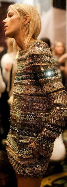 TatiTati Style ➳➳➳ Balmain Glamour | cynthia reccord