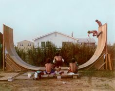 entertainment in the - homemade skate half pike Skate And Destroy, Vintage Skateboards, Skate Style, Skate Surf, Retro Aesthetic, Teenage Dream, New Wall, Film Photography, Skateboarding
