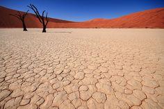 classic Namibia scenery