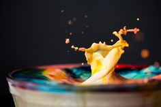 Splash Photography: How to Capture Liquid Motion | Photojojo