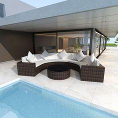 http://ift.tt/1m2g9vq polyrattan gartenmöbel 21 tlg. rattan, Garten und Bauen
