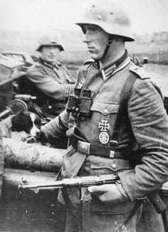 Kraut WWII with Schmeiser
