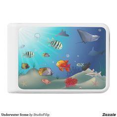 Underwater Scene Power Bank