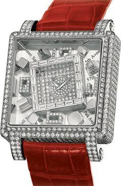 Jacob & Co. Manhattan TimePiece