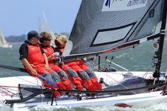 Charleston Race Week: US Melges 24 class