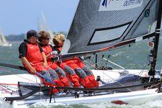 Charleston Race Week: US Melges 24 class