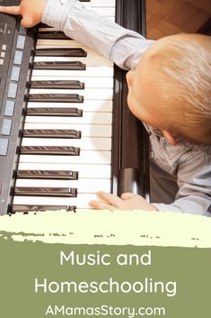 Bring Music into Your Homeschool This Season Teaching Jobs, Teaching Music, Listening To Music, Homeschool Curriculum, Homeschooling, Music Lessons, Worksheets For Kids, Fun Learning, Lesson Plans
