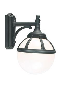 Norlys Bologna Wall Down Black Opal Lens Black O for sale online Outdoor Wall Lantern, Outdoor Walls, Outdoor Lighting, Globe Lights, Wall Lights, Ceiling Lights, Bologna, Classic Lanterns, Luminaire Design