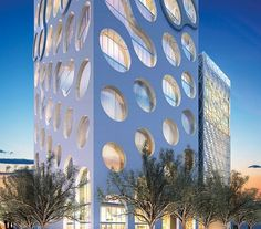 LEED Platinum COR Building in Miami by Oppenheim Architecture + Design