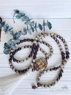 Handmade Gemstone Jewelry by S.V. Serenity on Etsy Gemstone Jewelry, Unique Jewelry, Chakra Meditation, Serenity, Garnet, Gemstones, Trending Outfits, Handmade Gifts, Bracelets