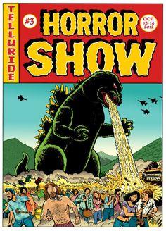 Telluride Horror Show Festival - October 11-13, 2013   Telluride, Colorado