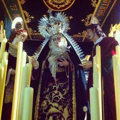 Nuestra Señora del Sol. Semana Santa 2014