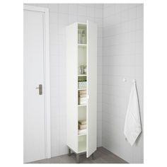 IKEA - LILLÅNGEN High cabinet white. TendederoCestasBaños ... 378d009e68f8