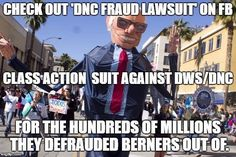 DNC Fraud Lawsuit