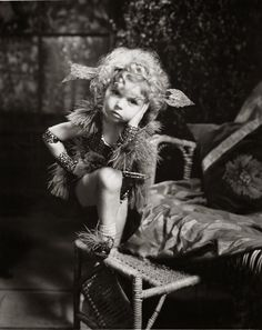 VINTAGE PHOTOGRAPHY: Shirley Temple