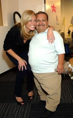 Chelsea Handler and Chuy