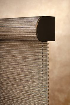 Hunter Douglas Alustra® Woven Textures® Roller Shades and Roman . Drapes And Blinds, Shades Blinds, Modern Curtains, Blinds For Windows, Hunter Douglas, Sliding Door Window Treatments, Kitchen Window Treatments, Window Coverings, Modern Roller Blinds