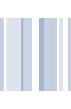 Wallpops ?Awning Stripe Reusable Peel & Stick Vinyl Wallpaper