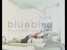 Note from TeamMona: Enjoy this advanced Spine Corrector workout (about 10:00m) by Bluebird Pilates Munich München - YouTube.