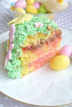 """Sprinkles Dress: Torta """"Buona Pasqua"""" (pizza dolce abruzzese)"""