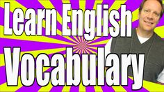 Learn English Vocabularies for Everyday Life from Twitter - Improve Your...