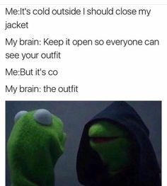 Outfit vs cold