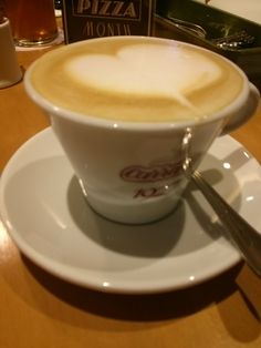 Caffe latte Papalomama