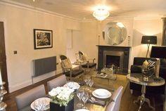 Best interior designers Modern dining room #homedecorideas #moderndiningchairs #luxuryinteriordesign Find more in: https://www.brabbu.com/en/inspiration-and-ideas/