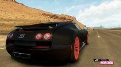Forza Horizon favorite car... Bugatti SS