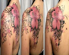 Google Image Result for http://ommdb.com/wp-content/uploads/2013/06/Flower-arm-tattoos-for-girls-880.jpg