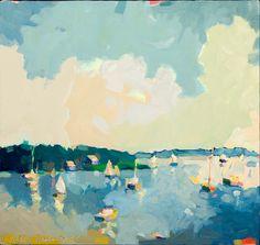 SALE: EIGHTY DOLLARS Southwest Harbor Maine 14 x 14 by HenryIsaacs