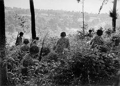 Près de Saint-Lô, 26 au 30 juillet 1944.