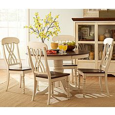 Paula Deen Home Paulau0027s Round Pedestal Dining Table In Linen | For The Home  | Pinterest | Round Pedestal Dining Table, Pedestal Dining Table And Paula  Deen
