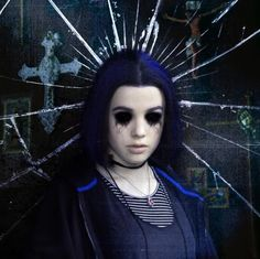 Will Rachel be able to control her inner demon or will it destroy everything she loves? Old Teen Titans, Raven Teen Titans Go, Raven Cosplay, Dc Cosplay, Deathstroke, Robin, Jason Todd, Dc Comics Peliculas, Titans Tv Series