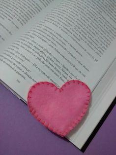 #matcadordelivro #marcapáginas #livro #feltro