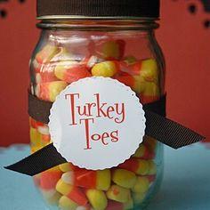 turkey toes | Loralee Lewis
