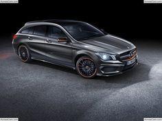 Mercedes-Benz CLA45 AMG Shooting Brake (2016)