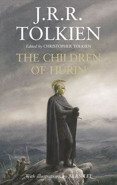 The Children of Hurin J R R Tolkien 2007 Christopher Tolkien Alan Lee Alan Lee, Jrr Tolkien, Tolkien Books, Fili Y Kili, Good Books, Books To Read, Big Books, Illustrator, Dark Lord