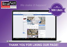 Thank you for liking our FB page!
