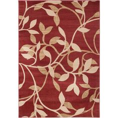 Cedrela Tan 5 ft. 3 in. x 7 ft. 6 in. Indoor Area Rug